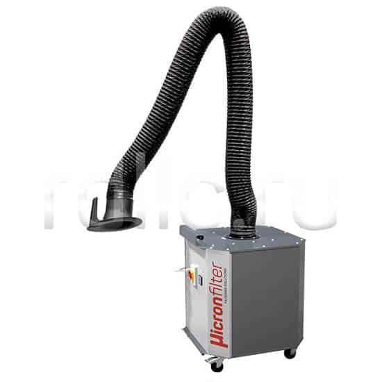 Мобильный фильтр для очистки воздуха от сварочного дыма Quad DUO Flexo