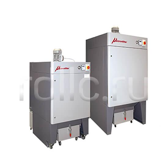 Универсальные пылеулавливающие агрегаты (фильтры для улавливания пыли) AIRJET