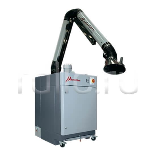 Универсальные мобильные пылеулавливающие агрегаты (фильтры для улавливания пыли) MINIAIRJET