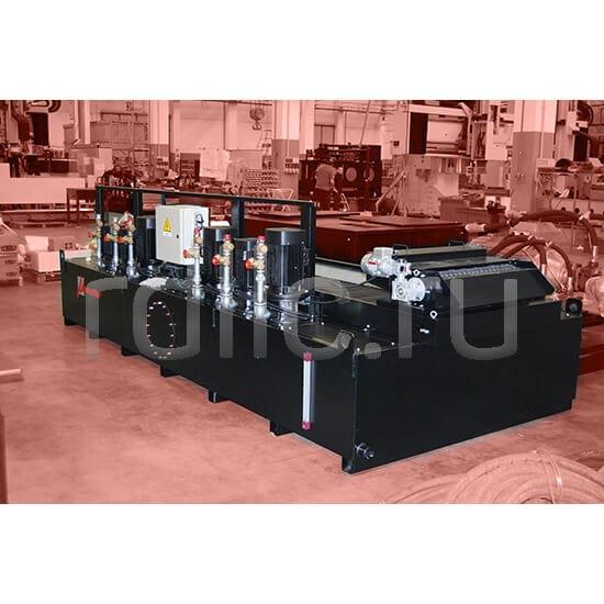 Фильтр очистки СОЖ гравитационного типа Easyband 400 с предустановленным магнитным сепаратором СОЖ Kalamit 400