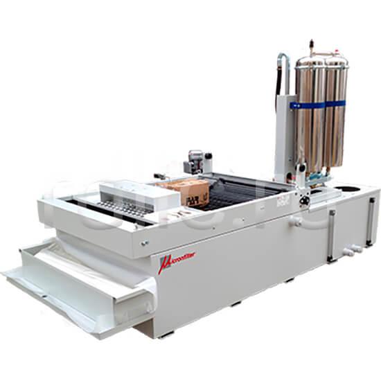 Фильтр очистки СОЖ гравитационного типа Easyband с предустановленным модулем суперфильтрации СОЖ Oil Clean. Опциональное исполнение