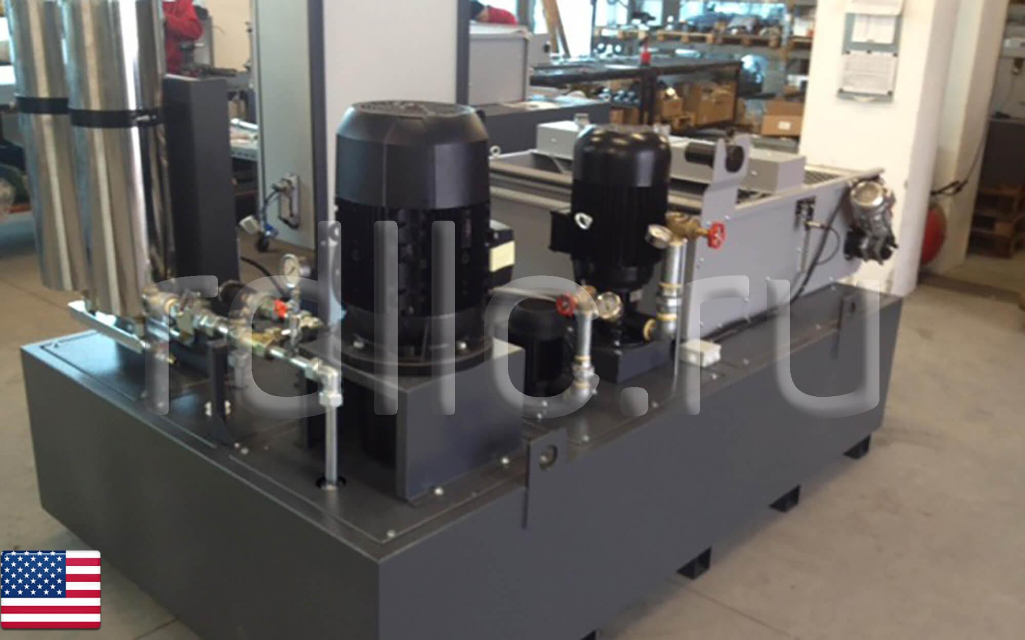 Поставка систем фильтрации с эффективностью очистки СОЖ до 3 микрон (фильтр СОЖ гравитационного типа Evotech Deep   магнитный сепаратор СОЖ Kalamit   портативная мобильная установка очистки СОЖ Oil Clean)