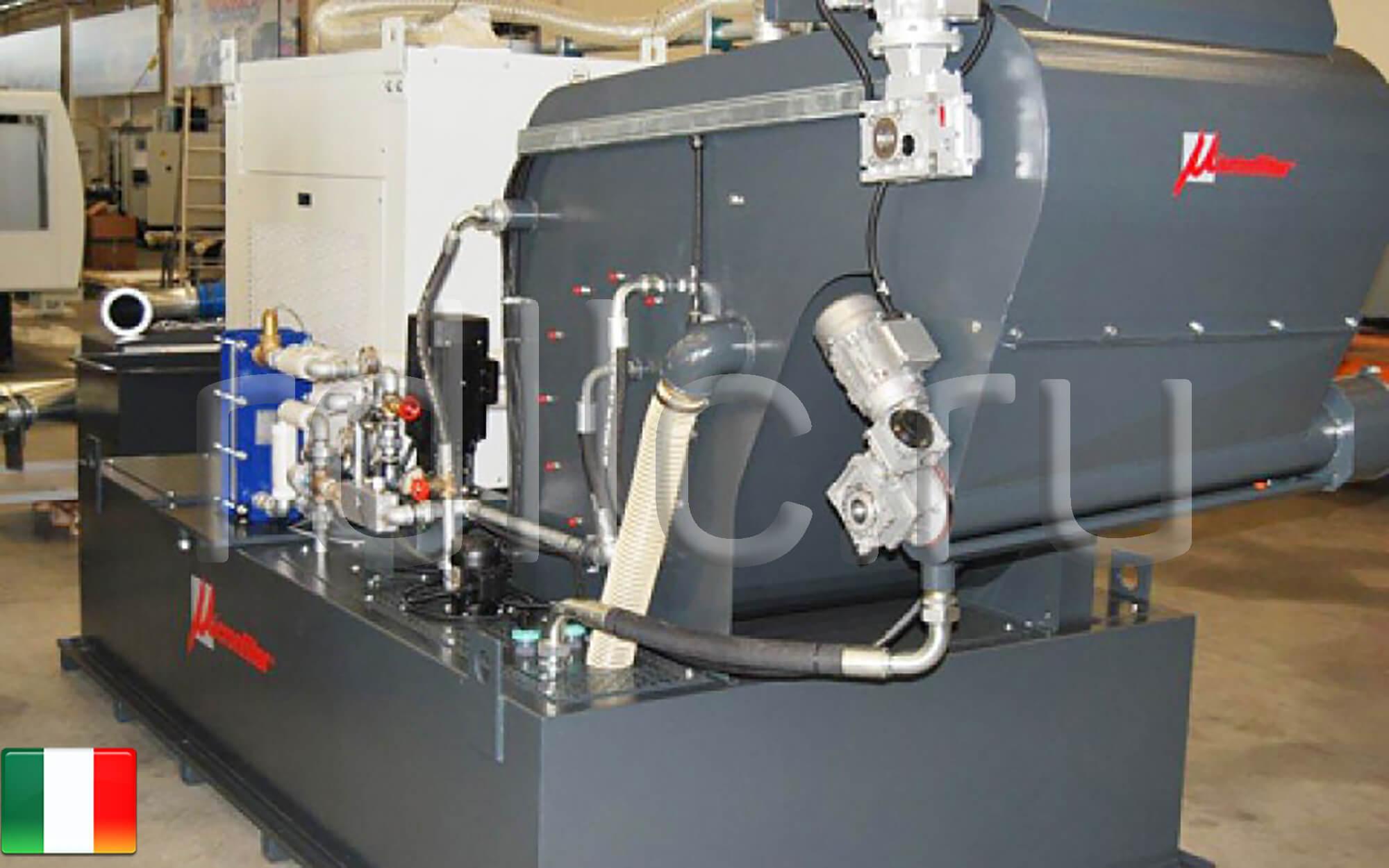 Самоочищающийся барабанный фильтр СОЖ для шлифовальных станков (самоочищающийся барабанный фильтр СОЖ Spin | магнитный сепаратор СОЖ Kalamit)