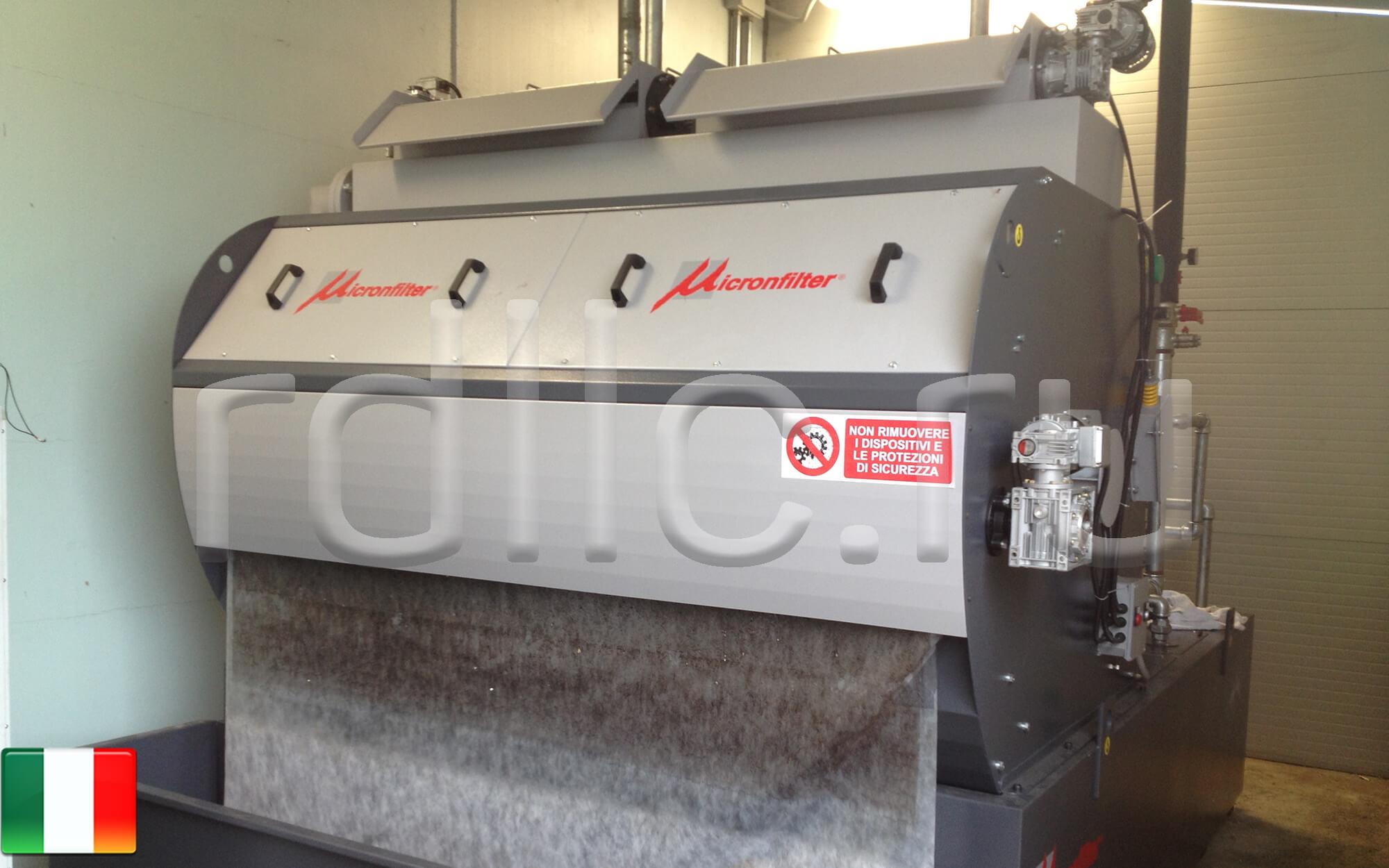 Установка централизованной фильтрации СОЖ (чистое масло) (установка фильтрации СОЖ гравитационного типа Maxflow | двойной магнитный сепаратор СОЖ Kalamit)