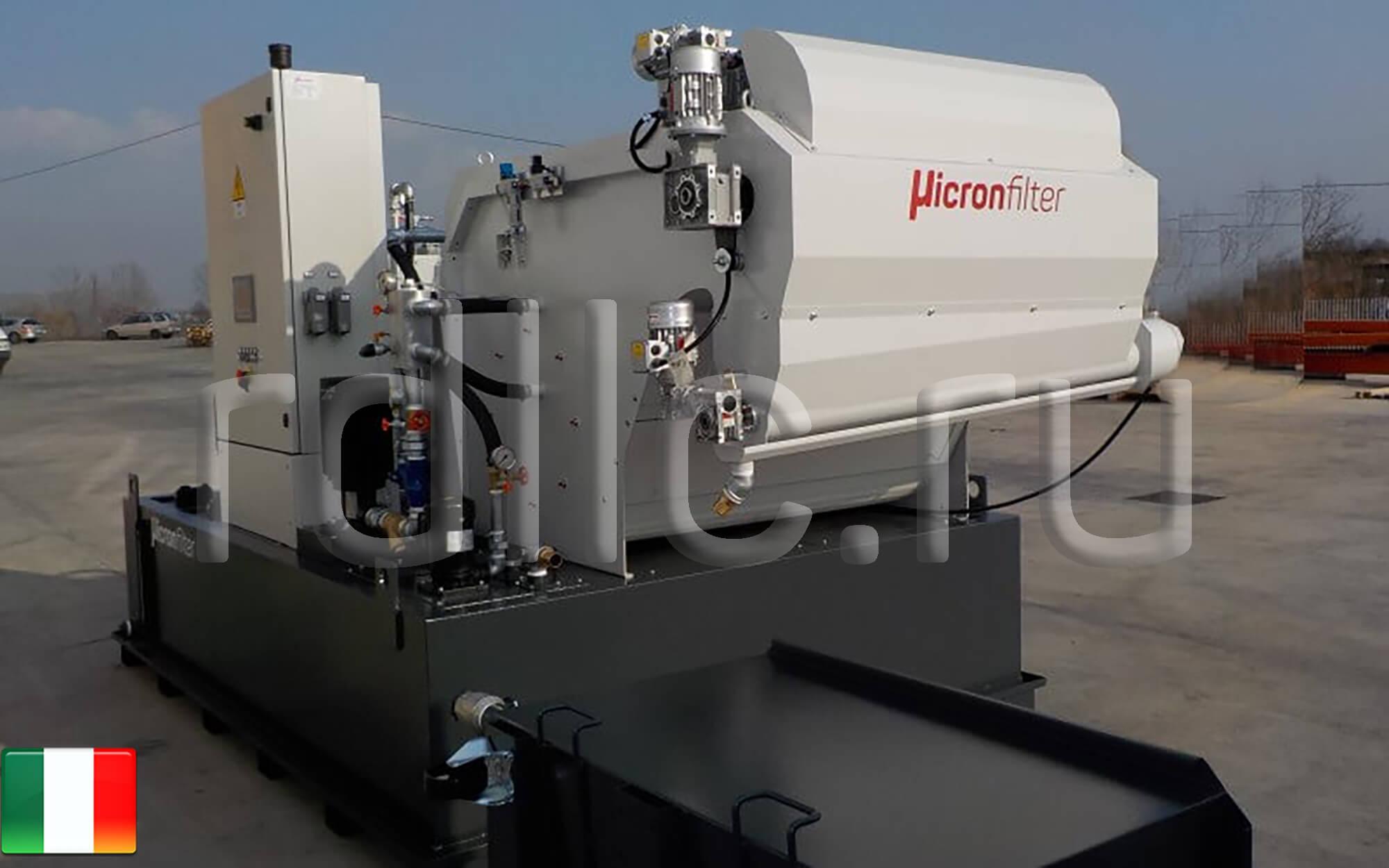 Высокоэффективная станция очистки СОЖ для прецизионного шлифования (самоочищающаяся установка фильтрации СОЖ барабанного Spin 1400 | магнитный сепаратор СОЖ Kalamit 500 | портативная мобильная установка очистки СОЖ Oil Clean (картриджи)