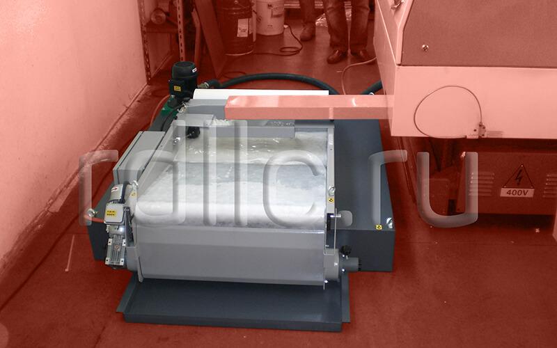 Фильтр очистки СОЖ гравитационного типа Evotech 700