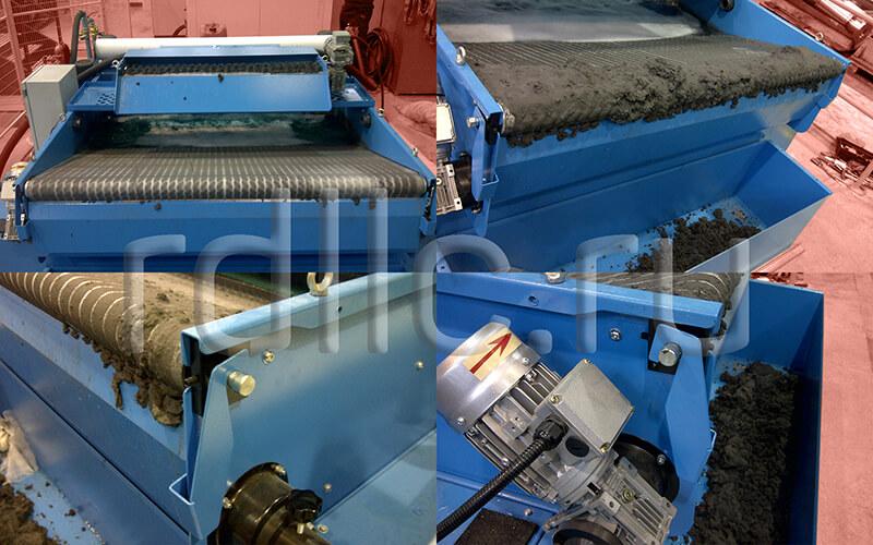 Фильтр очистки СОЖ гравитационного типа Evotech Deep с предустановленным магнитным сепаратором СОЖ Kalamit и чиллером для охлаждения СОЖ