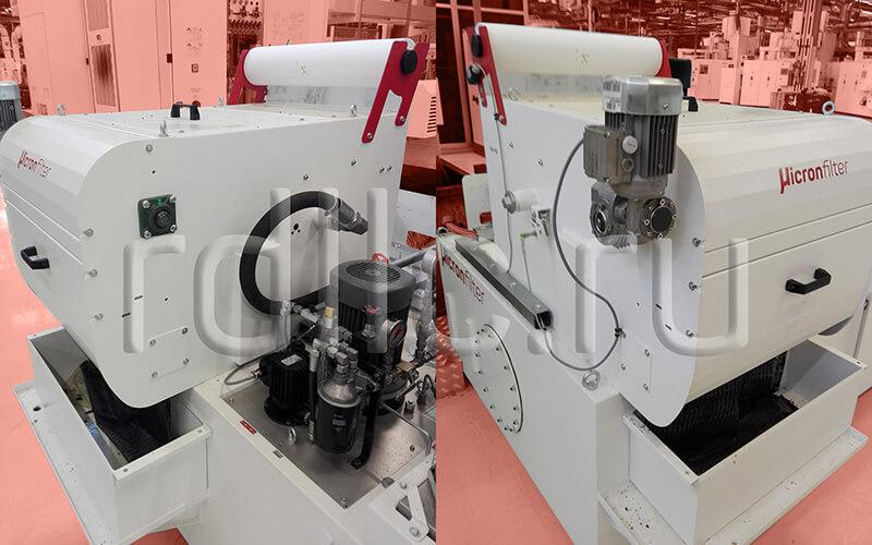 Фильтр очистки СОЖ гравитационного типа Evotech PRO