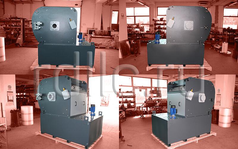 Установка фильтрации СОЖ гравитационного типа Maxflow 1000