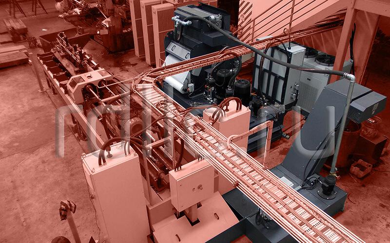 Установка фильтрации СОЖ гравитационного типа Maxflow 1000 с предустановленным магнитным сепаратором СОЖ Kalamit 1200 HD_Станок глубокого сверления_70 Bar