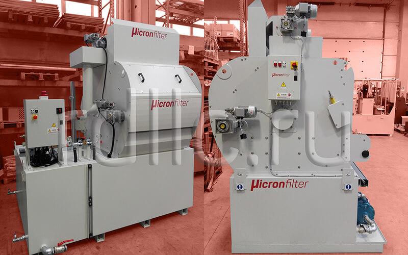 Установка фильтрации СОЖ гравитационного типа Maxflow 1000 с предустановленным магнитным сепаратором СОЖ Kalamit 900
